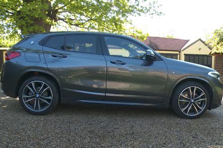 BMW X2 Hatchback sDrive 18i [136] Sport 5dr