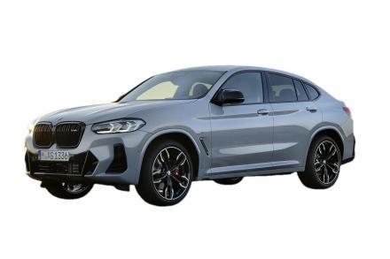 BMW X4 Estate xDrive M40i MHT 5dr Auto